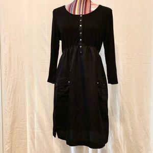 Soma black dress